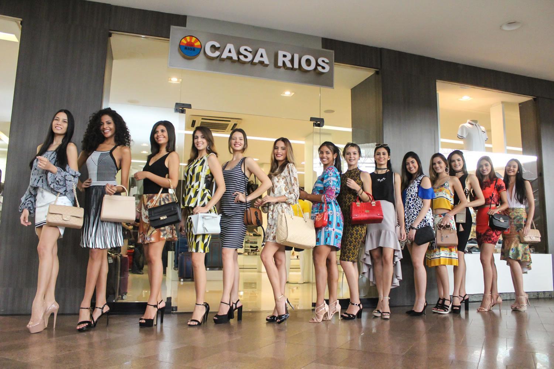 Casa Rios: olha elas!