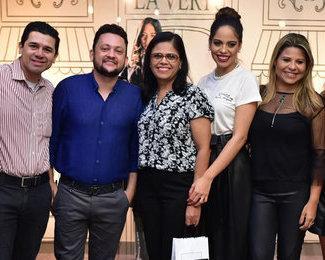 Raquel Dias recebe convidados
