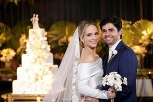 Maria Clara Dias e Luiz Eduardo Fortes