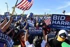 Apoiadores de Biden fazem festa com resultado anunciado pela imprensa - Imagem 1