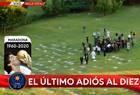 Adeus a Diego Maradona - Imagem 15