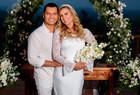 Andressa Urach se casa com Thiago Lopes - Imagem 10