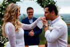 Andressa Urach se casa com Thiago Lopes - Imagem 1