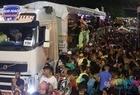 Caminhões tomam avenida Raul Lopes no Corso 2020 - Imagem 13