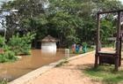 Rio Poti sobe e cota de inundação pode ser atingida ainda nesta terça  - Imagem 1