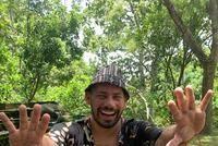 Igor Leite em Bali