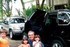 Família divulga fotos inéditas - Imagem 1