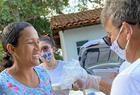 Coronavírus: Campanha do GMNC arrecada doações para famílias em THE - Imagem 5