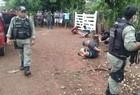 Acusados de tentar assaltar banco em União são presos após cerco policial  - Imagem 1