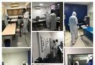 GMNC passa por processo de sanitização contra o coronavírus - Imagem 8