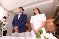 Marinna Dias e Vinicius Macêdo