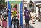Prefeitura de Timon instala cabines de desinfecção em locais públicos - Imagem 4