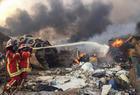 Explosão atinge Beirute e gera caos  - Imagem 4