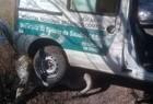 Ambulância fica destruída após colidir em animal na BR-343 no Piauí - Imagem 2