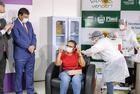 Profissionais de saúde são os primeiros vacinados no Piauí  - Imagem 3