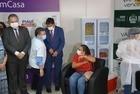 Profissionais de saúde são os primeiros vacinados no Piauí  - Imagem 16
