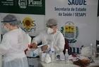 Profissionais de saúde são os primeiros vacinados no Piauí  - Imagem 17
