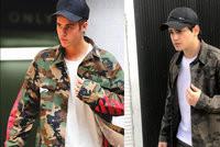 Piauiense Migueu reproduz fotos de Justin Bieber