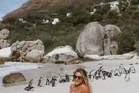 Influencer Gabi Pinho faz intercâmbio na África do Sul