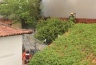 Incêndio de grandes proporções atinge depósito em Teresina - Imagem 1