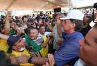 Bolsonaro em inauguração de ponte no Piauí - Imagem 2