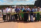 Bolsonaro em inauguração de ponte no Piauí - Imagem 1