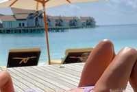 Veja fotos da influencer Gabi Pinho nas Ilhas Maldivas