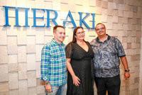Inauguração do restaurante Meraki