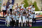 Argentina vence o Brasil e é campeã da Copa América  - Imagem 6
