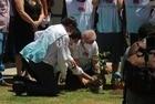 Ex-presidente Lula planta muda de caneleiro em escola de Teresina - Imagem 4