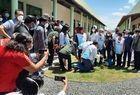 Ex-presidente Lula planta muda de caneleiro em escola de Teresina - Imagem 7