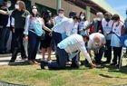 Ex-presidente Lula planta muda de caneleiro em escola de Teresina - Imagem 8
