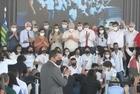 Lula participa de inauguração de escola em Teresina - Imagem 7