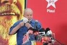 Lula concede entrevista coletiva para a imprensa em Teresina - Imagem 5
