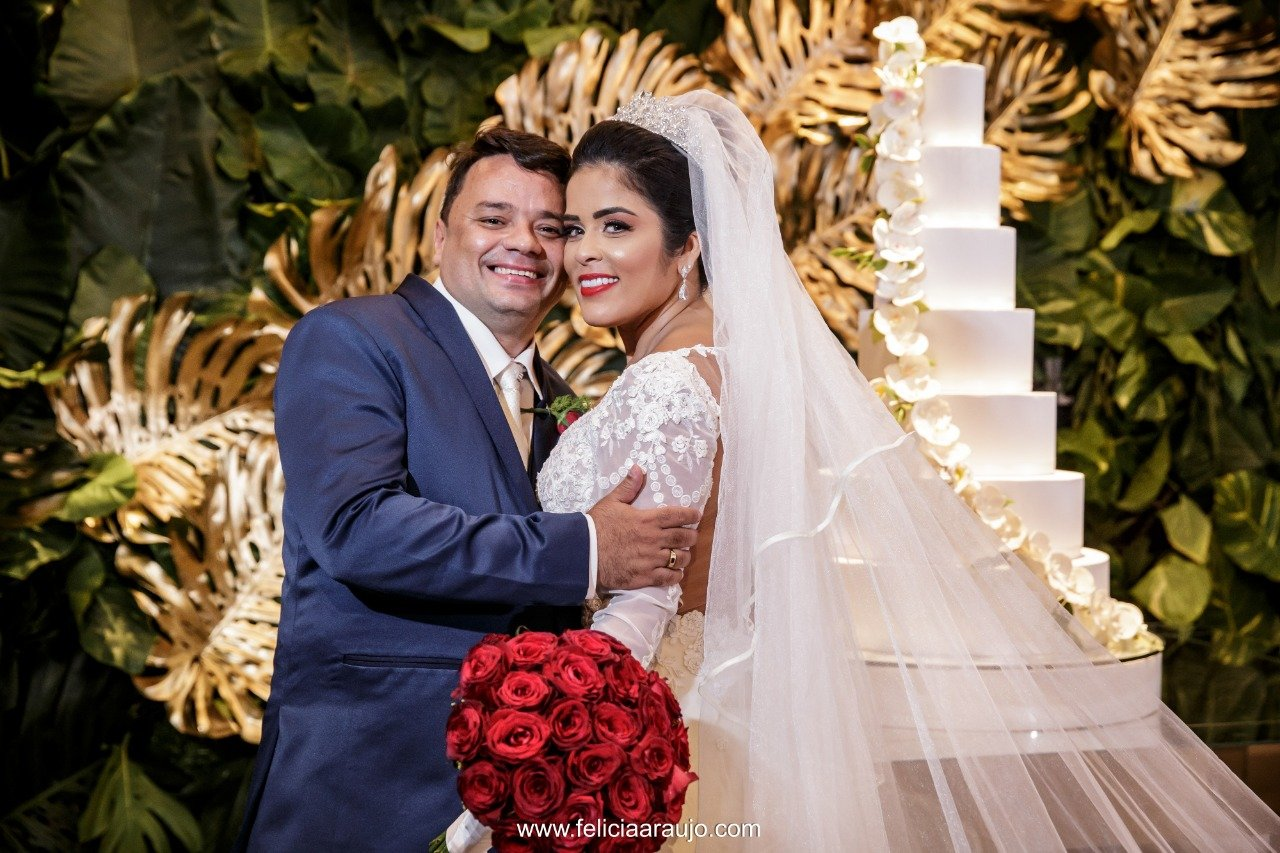 Casamento Mônica Freitas e Fabrício Araújo