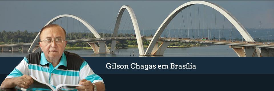 Em Brasília