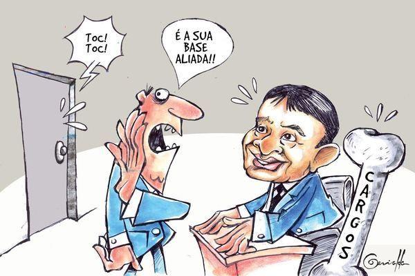 Charge do jornal de sexta-feira (28/10/16)