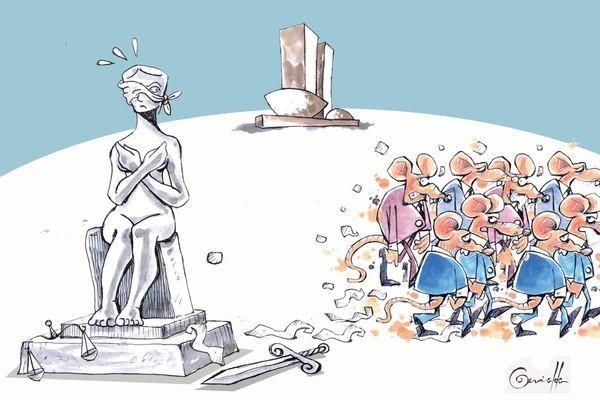 Charge do jornal de sexta-feira (02/12/16)