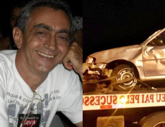 Ex-vereador Técio Duarte, do MA, morre em grave acidente na PI-116