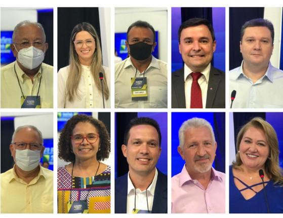 MN  realiza na terça-feira o segundo debate com os candidatos à PMT