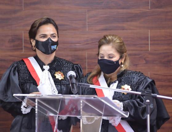 Liana Ferraz assume a presidência do TRT-PI focando em conciliação