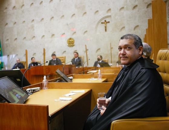 Ministro Nunes Marques receberá honraria da OAB-PI neste sábado