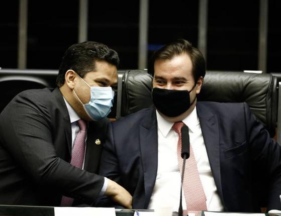 Quatro no STF votam por permitir a reeleição de Alcolumbre e Maia