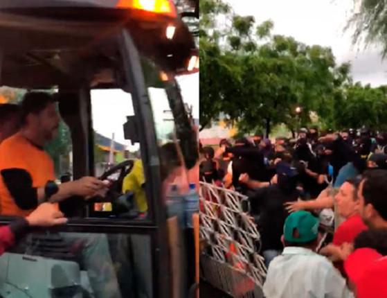 Ataque contra senador Cid Gomes é destaque na mídia internacional