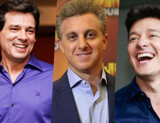 Salários dos apresentadores da Globo, SBT e Record TV chocam