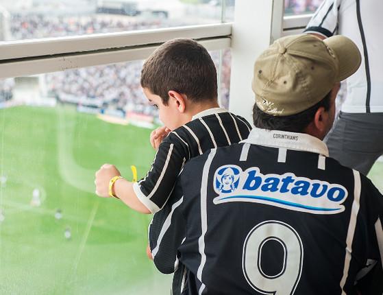 SP: Estádio cria espaço adaptado para receber criança com autismo
