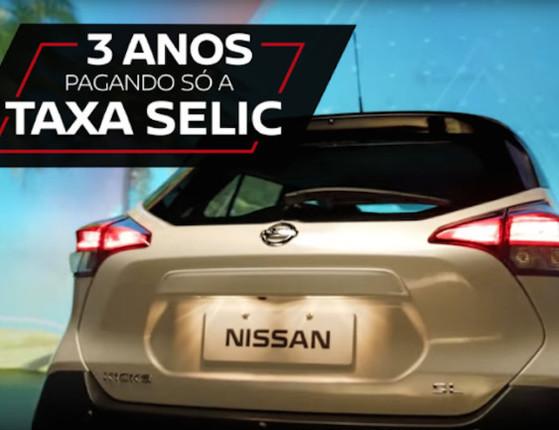 Últimos dias! Momento Nissan Selic com as melhores condições