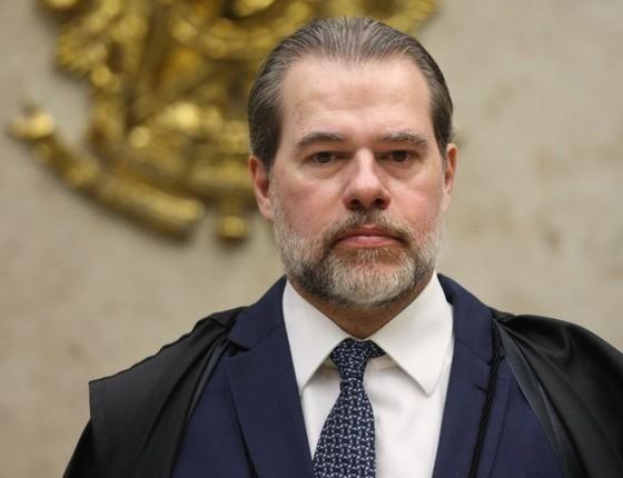 Ministro Dias Toffoli é internado e apresenta sintomas de Covid-19