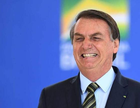 """Bolsonaro crê em arquivamento do caso e diz: """"Nunca interferi na PF"""""""