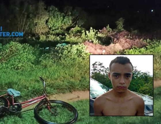 Jovem é executado com vários tiros ao lado de cemitério no Piauí